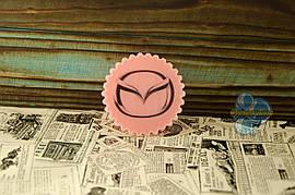 """Мыло с логотипом """"Mazda"""""""