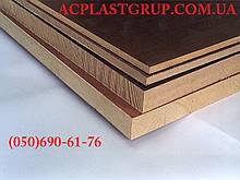 Текстолит марок ПТ и ПТК, листовой, толщина 1.0-50.0 мм, размер 1000х2000 мм.