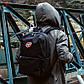 Лёгкий городской рюкзак Tangcool TC8028, из прочной водоотталкивающей ткани, 20л, фото 10