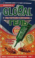 Туба-гель від тарганів та мурах Global 100 р.