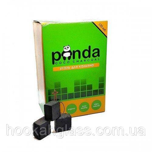 Уголь для кальяна Panda Green (Панда 120куб.)