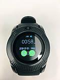 Смарт-часы Smart Watch V8 Black, фото 4