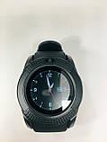 Смарт-часы Smart Watch V8 Black, фото 5
