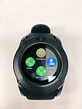 Смарт-часы Smart Watch V8 Black, фото 6