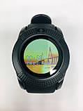 Смарт-часы Smart Watch V8 Black, фото 3