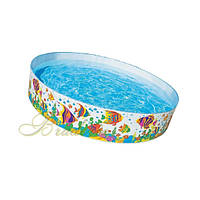 Каркасный  бассейн Intex 56453 (244x46 см)
