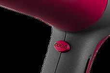 Фен ECG VV 112 2000 Вт Красный / Черный, фото 3