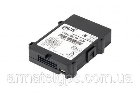Автомобильный GPS трекер ВСЕ FMS500 STCAN (2*CAN, RS232, RS485,1Wire)