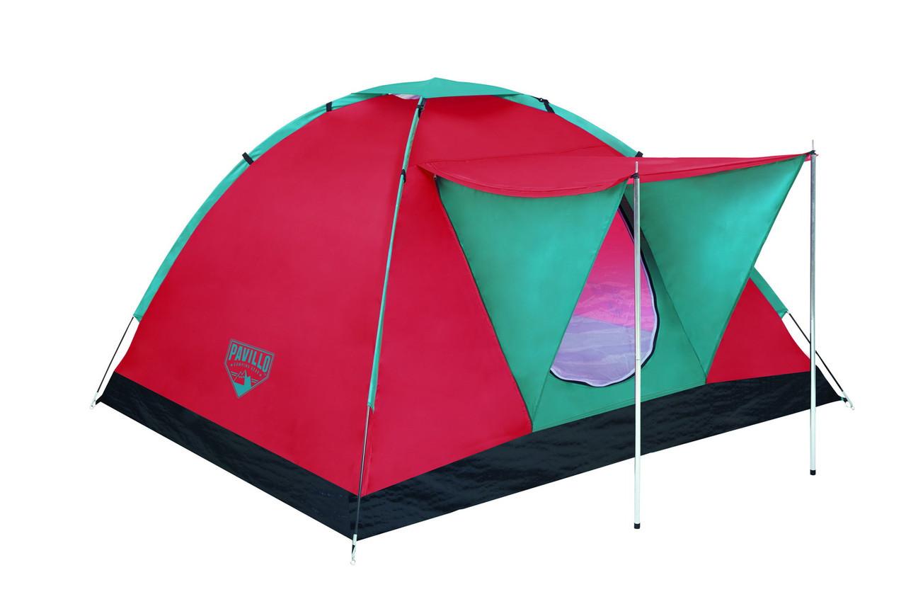 Палатка 4х местная с тамбуром