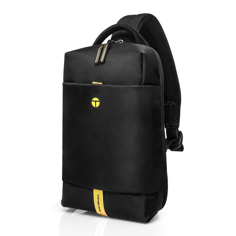 Крутой однолямочный рюкзак через плечо Tangcool TC8011-1, влагозащищённый, 4л
