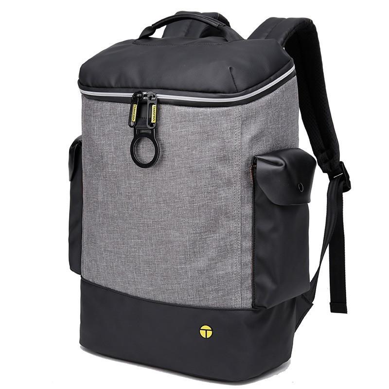 """Городской рюкзак-мешок Tangcool TC723, влагозащищенный, с отделением для ноутбука до 15,6"""", 23л"""