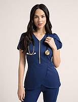 Женская медицинская куртка топ Жасмин - Жіноча медична куртка топ Жасмін