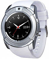 Смарт-часы Smart Watch V8 White