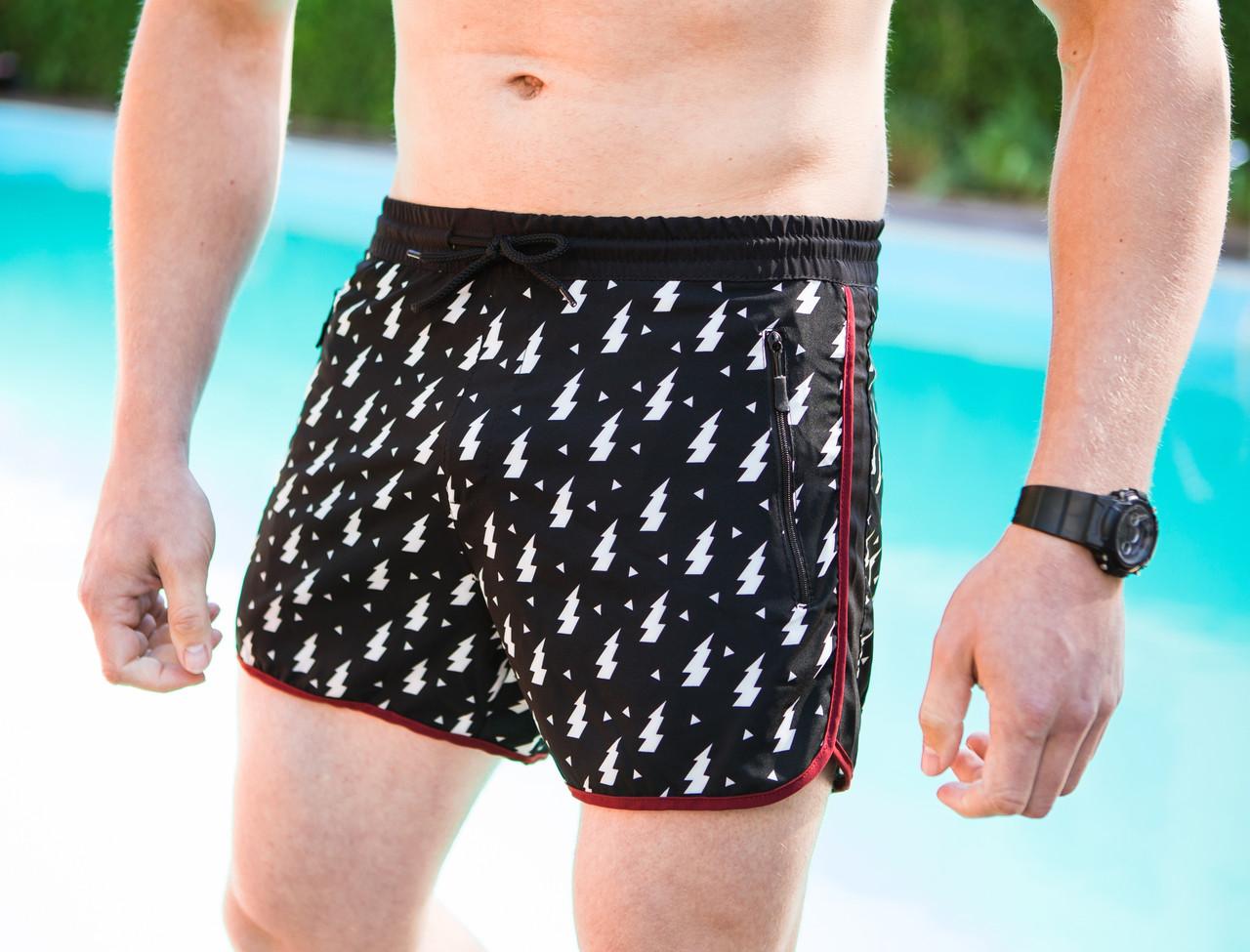 a45a17bf532b0 Шорты мужские пляжные короткие плавки /
