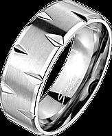 Кольцо Spikes из титана (США)