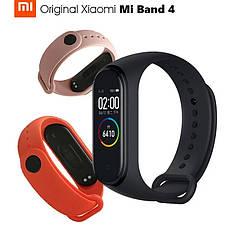 Фітнес-трекер Xiaomi Smart Mi Band 4 Black 100% оригінал