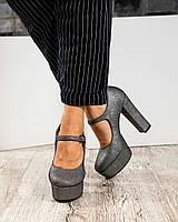 Туфли женские на платформе , фото 1