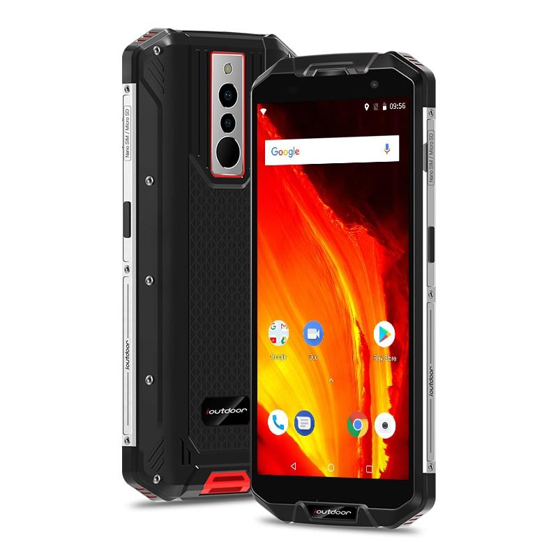 Смартфон iOutdoor Polar 3 3/32GB Red