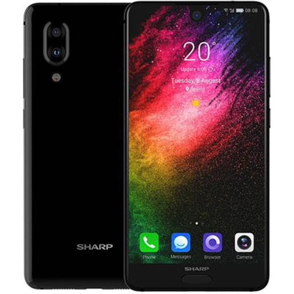 Смартфон Sharp AQUOS S2 4/64GB Black