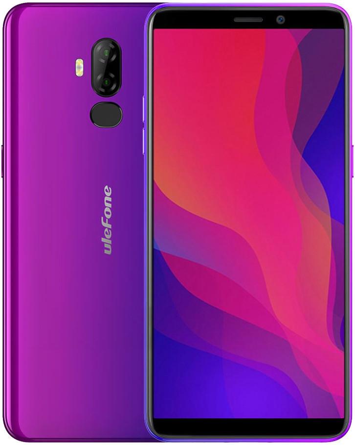 Смартфон UleFone Power 3L 2/16GB Purple