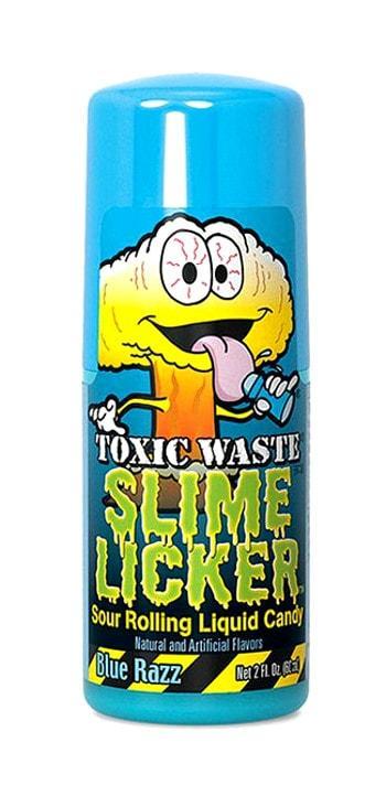 Конфеты Toxic Waste Slime Licker 60 ml