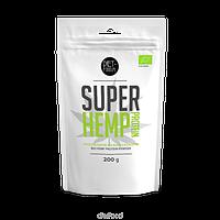 Белок конопли протеиновый в порошке Diet Food Bio Super Hemp Protein  (200 g)