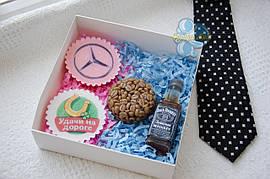 """Подарочный набор мыла """"Mercedes"""" мужчине"""