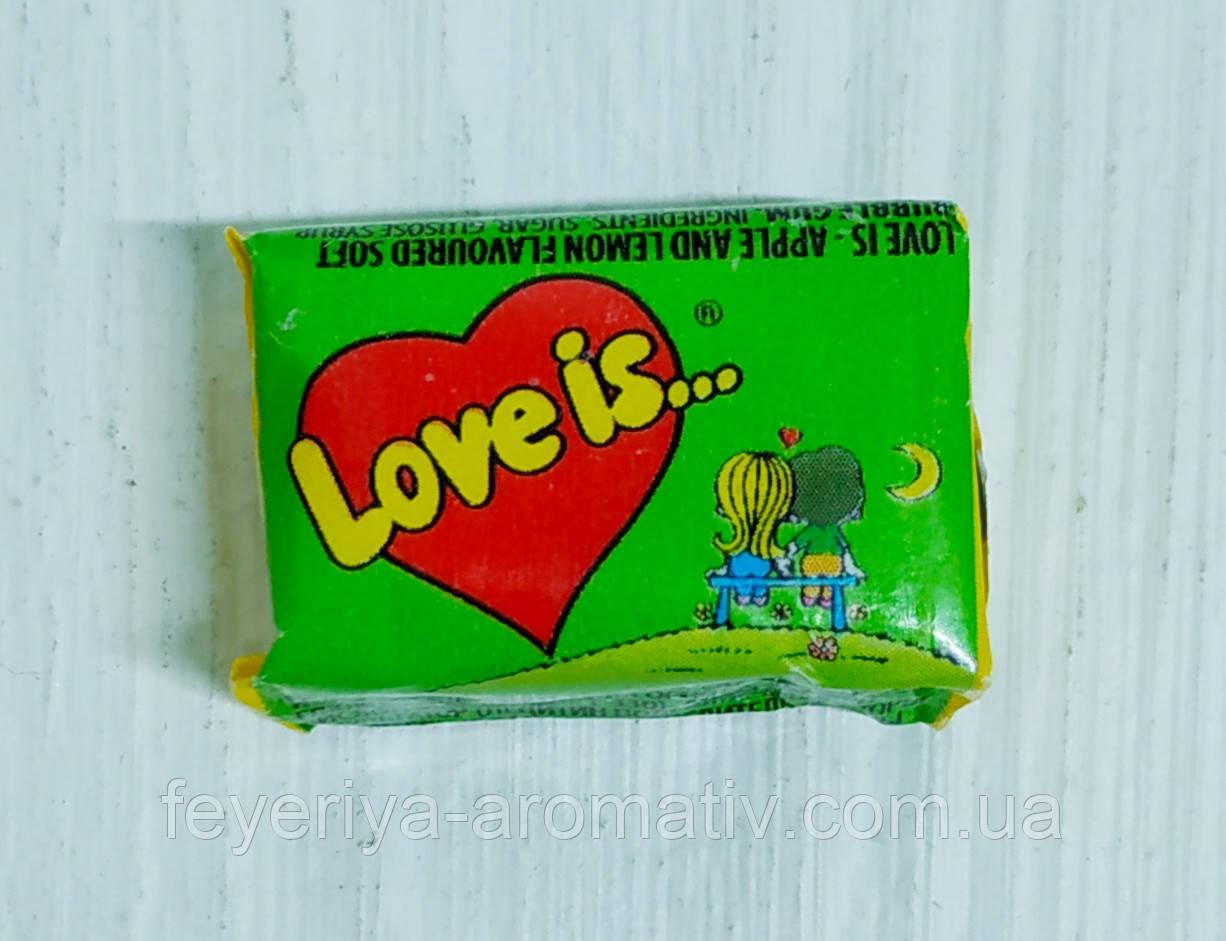 Жевательные резинки Love is... 4,2г (Турция)