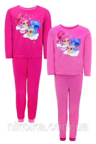 Пижама для девочек оптом, Disney, 92-116 рр., арт. 833-279