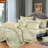 Двуспальное постельное белье из ранфорса Viluta