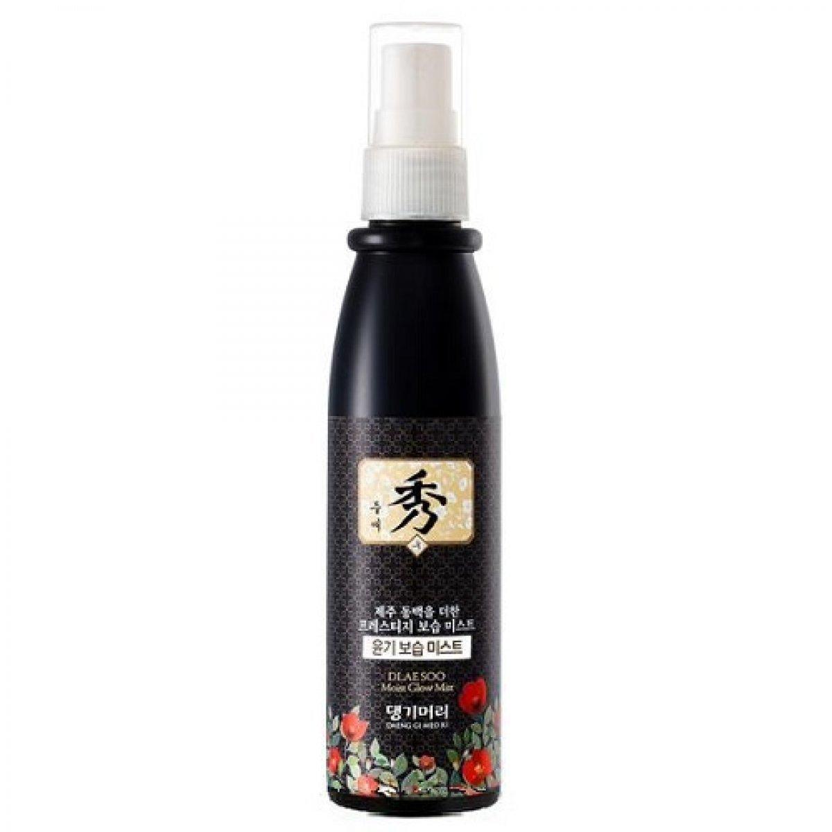 Увлажняющий спрей для блеска волос Daeng Gi Meo Ri Dlae Soo Moist Glow Mist
