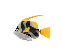 Интерактивная игрушка Robo fish Скалярия желтая