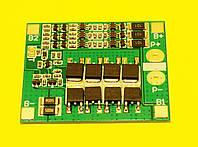 Контроллер BMS 3S 11,1v (12,6в), 6MOS 25A