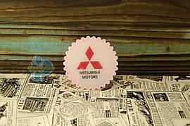 """Мыло с логотипом """"Mitsubishi"""""""