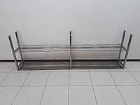 Навесная полка для сушки посуды 2400х320х800, фото 1
