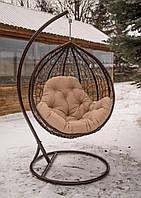"Подвесное кресло кокон ""Эко Премиум"" (шоколад)"