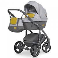 Детская коляска 2 в 1 Riko Vario 01 Grey Fox