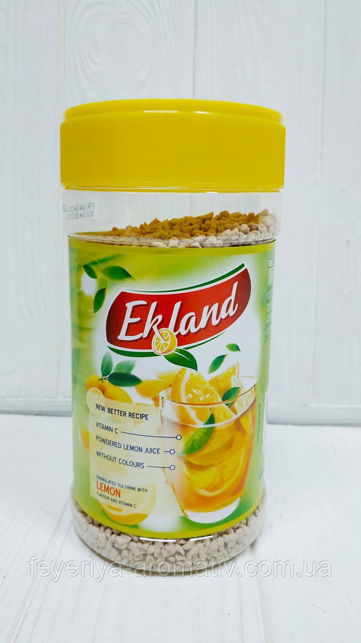 Гранулированный чай с ароматом лимона Ekland 350гр. (Польша)