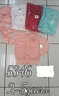 Кофты для девочки 2-5 лет