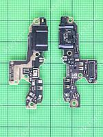 Плата разъема USB Xiaomi Redmi 7, Оригинал