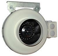 Вентиляторы для круглых воздуховодов Aerostar RV RadiCal