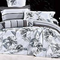 Полуторное постельное белье Viluta с плотного ранфорса