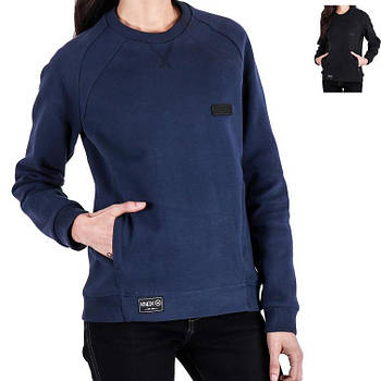 Мотосвитер женский Knox Shield Sweatshir Blue XS