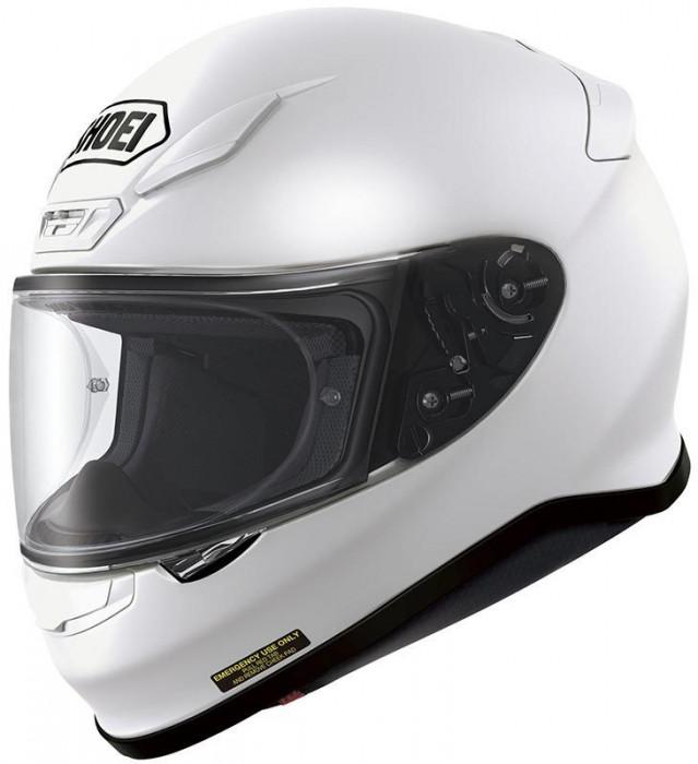 Мотошлем Shoei NXR White L