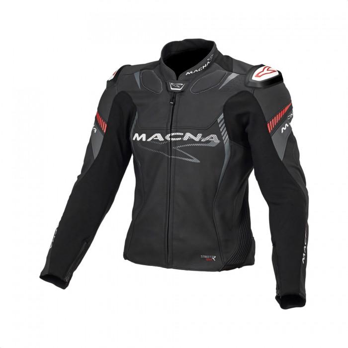 Курточка Macna Blast Black/Red  52