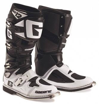 Мотоботинки Gaerne SG-12 white/black 47