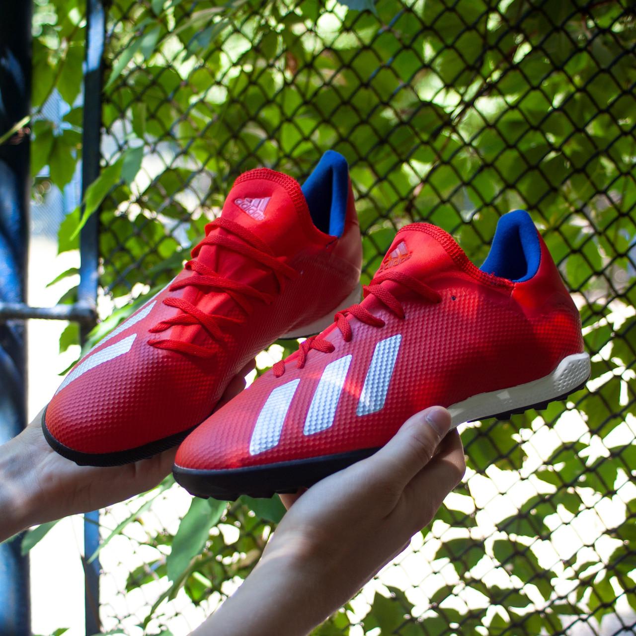 Сороконіжки Adidas X Tango 18.3 TF (39-45)