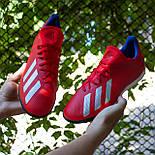 Сороконожки Adidas X Tango 18.3 TF (42 размер), фото 8
