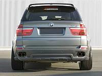 Спойлер BMW X5 E70 Hamann