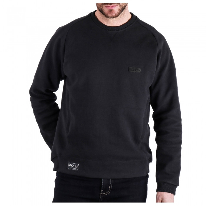 Мотосвитер Knox Shield Sweatshir Black XL *